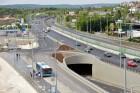 Átadták az új Budaörsi úti csomópontot – fotók