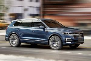 Volkswagen T-Prime: digitális hibrid óriás