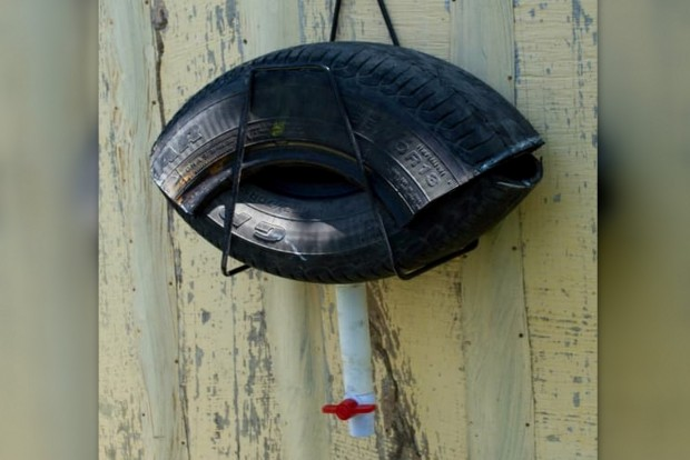 Használt abroncsokkal küzdenek a zika vírus ellen