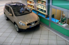 Őrült jövő: már vásárolni se szállunk ki az autóból?