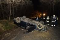 Megrázó videón a halálos, Szentgotthárd melletti baleset