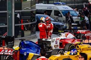 F1: Vettel bocsánatot kért Räikkönentől