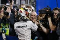 F1: Hamilton erősebb, mint valaha?