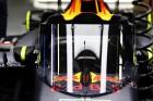 F1: Az első képek a Red Bull szélvédőjéről