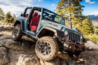Nem jut a Defender sorsára a Jeep Wrangler
