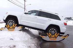 Ez a kütyü csinál igazi terepjárót egy SUV-ból