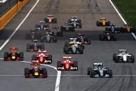 F1: Malajziában nagy meglepetés várja a csapatokat