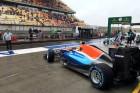 F1: Vettelé az esős edzés
