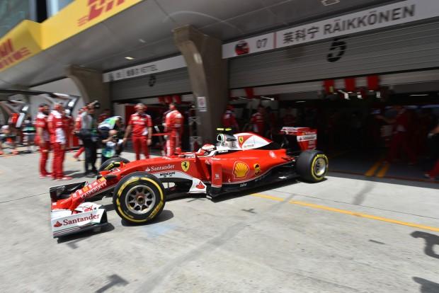 F1: Korán a tartalékhoz nyúl a Ferrari