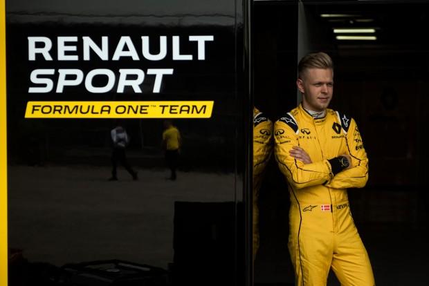 F1: A Renault csendesen ejti Magnussent?