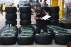 F1: Különcködnek a csapattársak a monzai gumikkal
