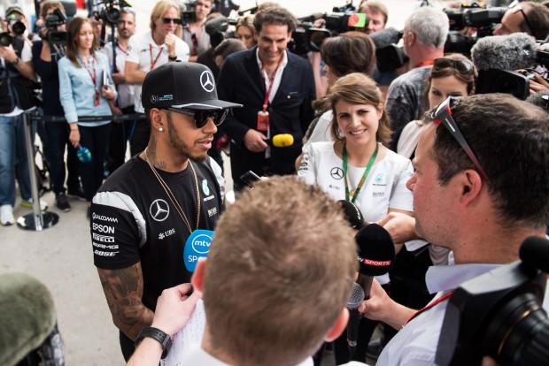 F1: Hamilton hátrányból is veszélyes lesz
