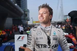 F1: Rosberg Schumacher szintjén, bajnok lehet