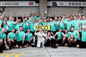 F1: Szerepcsere a Mercinél, Rosberg az új Hamilton
