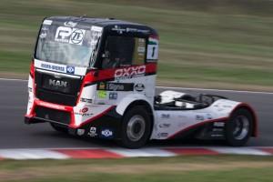 Visszatér a kamion-Eb a Hungaroringre, Kiss új csapatban