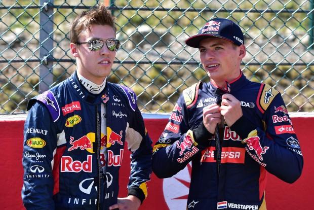 F1: Kvjat nem fél a lefokozástól