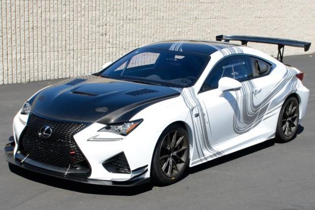 Lexus RC F GT Concept