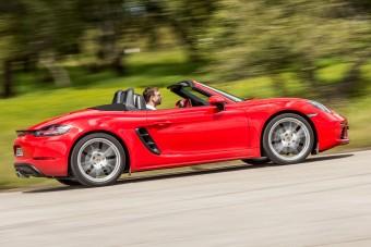 Mit tud egy Porsche négy hengerrel?