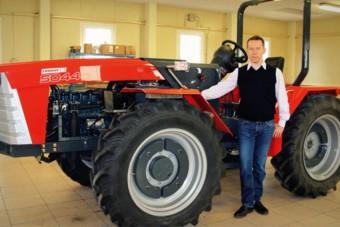 30 év után újra van magyar traktor