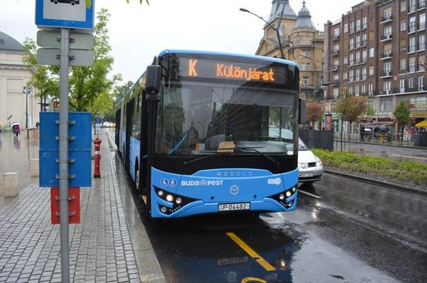 Így lehet közel 100 új magyar busza a fővárosnak