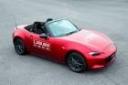 Egymillió darabnál tart a Mazda MX-5
