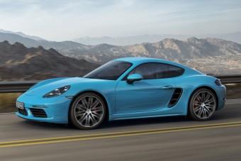 Porsche 718 néven újult meg a Cayman