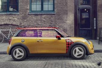 A Mini megépítette a tökéletes hipster autót