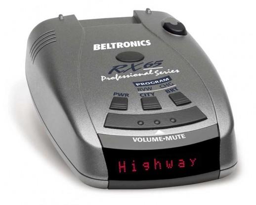 Radardetektor: kell hozzá a friss szoftver is, hogy figyelje az új rendszer által használt frekvenciát