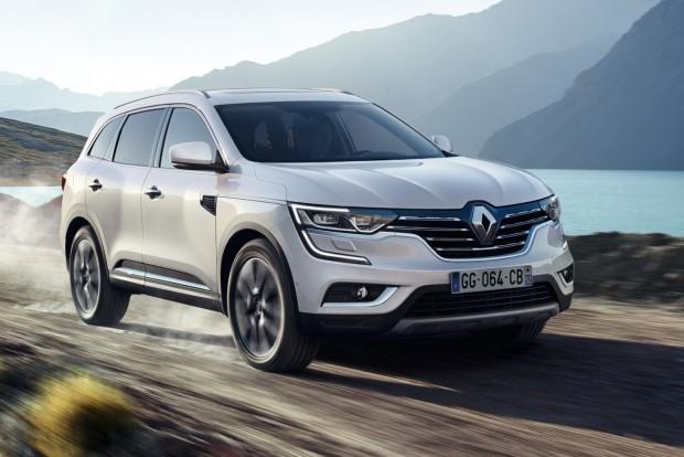 A Renault új globális zászlóshajója