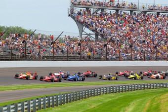 Vers az autóversenyről