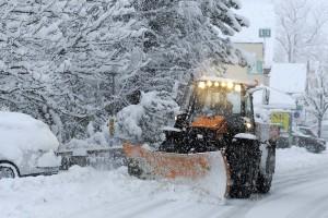 Ausztriát megbénította a havazás, tízezrek áram nélkül