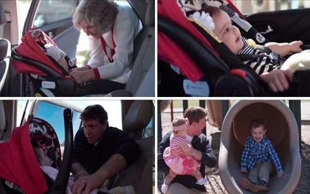 Gyermekéleteket menthet az új autós kütyü