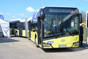 Magyar helyett lengyel buszokat venne Budapest