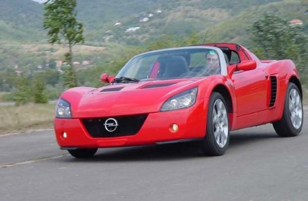 Az év legemlékezetesebb tesztautója volt az Opel Speedster