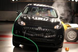 Sokkal biztonságosabb elődjénél az új Kia Sportage
