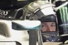 F1: Rosberg az élen, erős a Ferrari