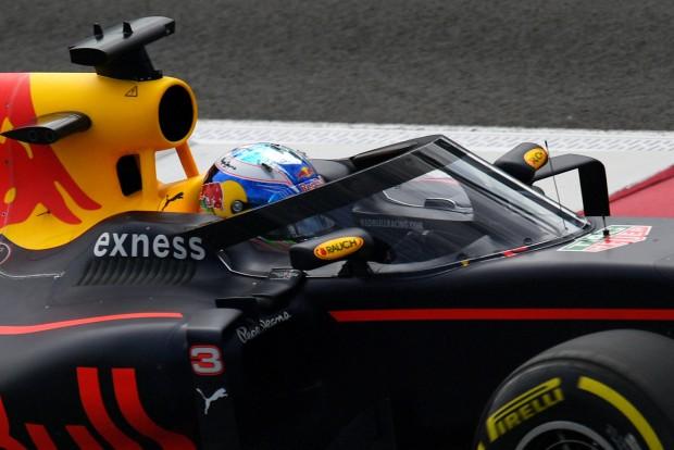 F1: A Red Bull leállította a szélvédő fejlesztését