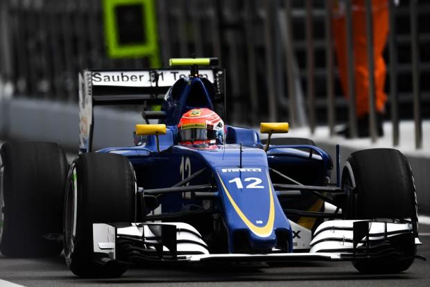 F1: Megmenekült a Sauber