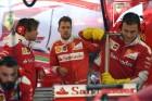 F1: Vettelt megbüntették
