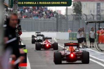 F1: 2025-ig marad az Orosz Nagydíj