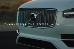Energiát lop az elhaladó autókból a hibrid Volvo