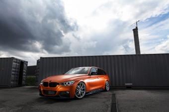 Rég láttunk már ennyire gyönyörű BMW-tuningot
