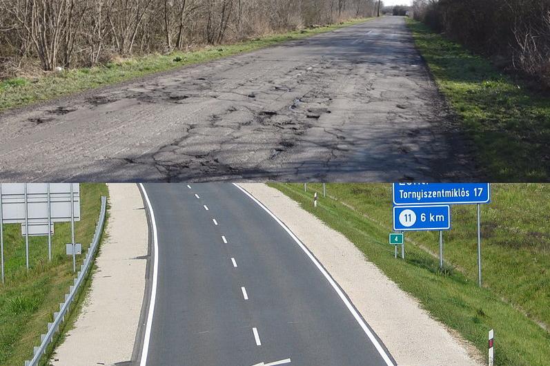 Kopott útburkolati jelzések javítása: Az ezernyi lekopott zebra, felezővonal, egyéb útburkolati jel iszonyat mód hiányzik egyes szakaszokról. Ezek pótlásával, újrafestésével garantáltan csökkenne a közúti balesetek száma.