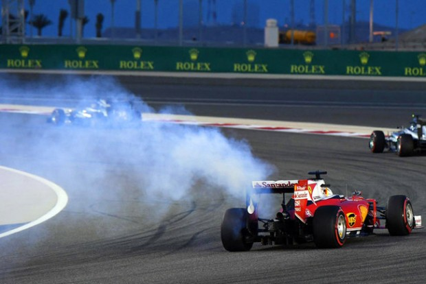 F1: Valószínűleg menthetetlen Vettel motorja