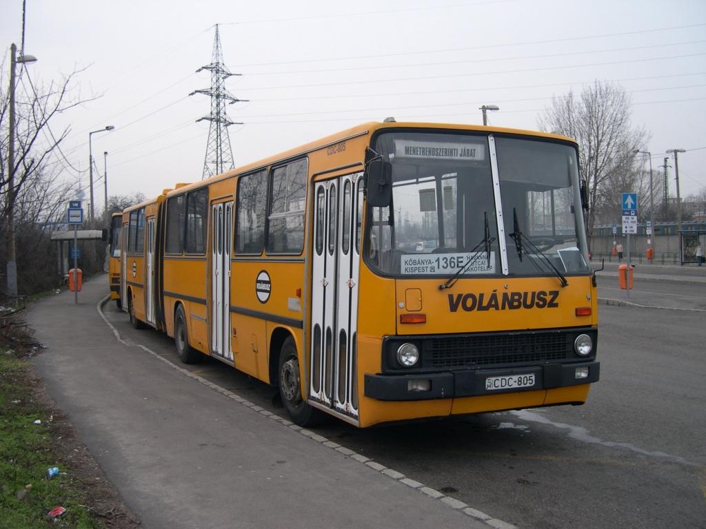 Öreg tömegközlekedési eszközök cseréje: Bár Budapesten már egyre több új busz, troli, villamos jár, de vannak területek, ahol még mindig a 25-30 éves Ikarusok húzzák az igát. Ezekből is nyugdíjba küldenénk párat.