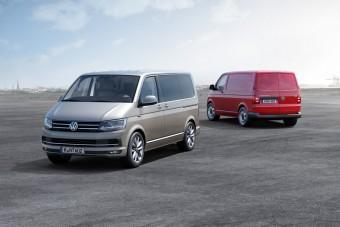 Szépen fogynak a VW haszongépjárművei
