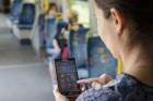 Ingyen wifi buszon, villamoson, trolin