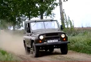Hiánypótló tesztvideó, a Keleti Blog járja körbe a legendás UAZ 469B-t