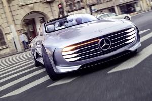 Kínában varázsol a Mercedes öko-luxusautója