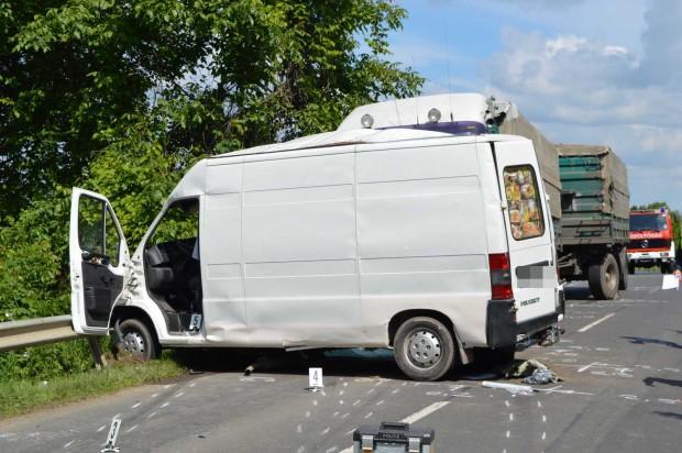 Megrázó fotók a Békés megyei tragikus balesetről